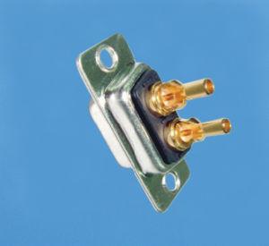 Typ Energie D-SUB des Fabrik-kundenspezifischer Lötmittel-2W2