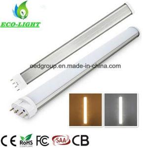 22W 2200lm 2g11 LED Gefäß mit Cer RoHS anerkannter 2g11 LED Lampe mit 4 Stiften von der Shenzhen-Fabrik