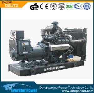 Dieselset des generator-120kw/150kVA angeschalten durch DeutzDieselmotor Td226b-4D