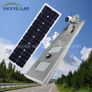 Indicatore luminoso di via solare Integrated del sensore LED di a microonde di 40W