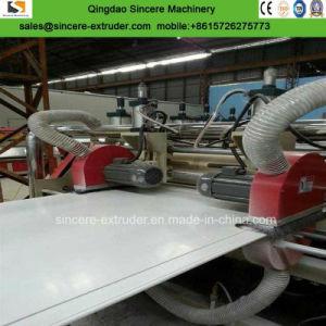 Décoration de la formation de mousse PVC en plastique Cabinet Conseil Ligne d'Extrusion
