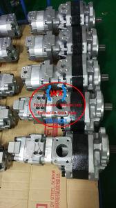 На заводе! ! OEM насос Komatsu Самосвал Hm400-2 705-95-05110 гидравлического насоса коробки передач