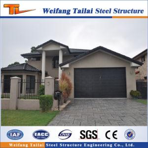 Casa modular prefabricado asequible la construcción de la estructura de acero