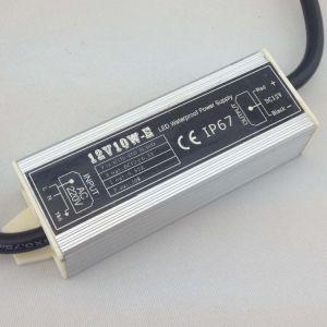 230V para a fonte de alimentação CC de 12V para a luz de LED