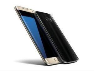 Remodelado Borda S7 Original Desbloqueado Telefone celular telefone celular