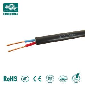 Fábrica de cabos BVVB 2 Core 6mm2 Cabo de Alimentação Elétrica