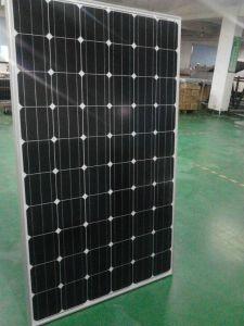 módulo Photovoltaic flexível da potência solar de 250W painel solar do mono picovolt