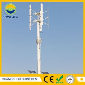 turbina di vento verticale di 100W 12V/24V