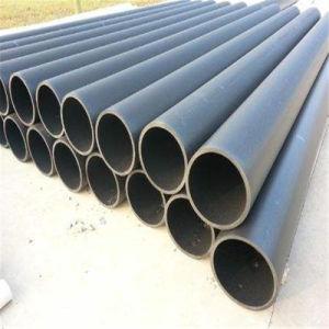 HDPE Gas/Watertoevoerleidingen/PE100 Waterleiding/PE80 de Pijp van Waterleiding
