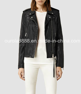 6c20b927fb2b Moda Feminina Jaqueta de Couro da China, lista de produtos de Moda Feminina  Jaqueta de Couro da China em pt.Made-in-China.com
