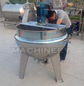 食品工業(ACE-JCG-063160)のためのステンレス鋼のJacketed混合のやかん