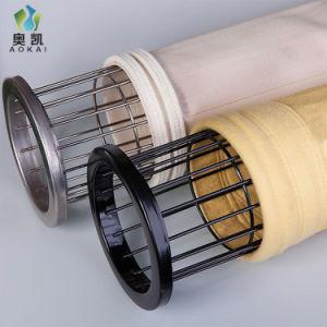 Filtre de collecteur de poussière Sac de polyester et de l'aramide/PPS/acrylique/PTFE