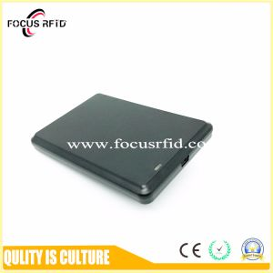 USB 13.56MHz RFID読取装置および著者サポートRFIDカード