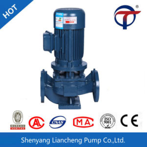 Irgの管の遠心熱湯の縦の遠心空気冷却ポンプ