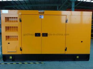 Ce утвердил 100 квт 6 цилиндра № 4 дизельного двигателя хода генератора (GDC125*S)