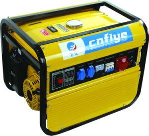 5kw de Generator van de Benzine van Enige Fase fy6500-2