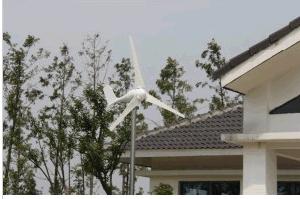 Turbine-Generator der Cer-anerkannter horizontaler Windmühlen-600W
