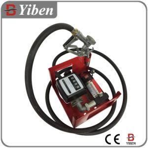 Eléctrica de CA de la unidad de la bomba de gasóleo con aprobación CE (ZYB40-220V-13A)