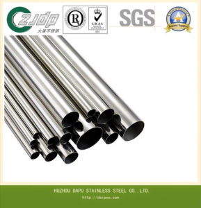 ASTM 312 Tp 304 304L Welded Stainless Steel Pipe