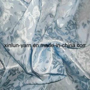 ec0a1f4475a2 Tessuto di seta del Drapery del raso della buona stampa del prodotto per la  tenda