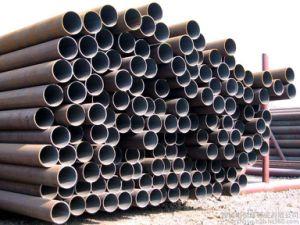 Sch40 Sch80 Std ASTM A106 gr. El carbono de la API de B-Tubo Tubo de acero sin costura