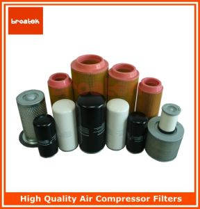 Filter Element Replacement for Atlascopco Air Compressor (Part 1614642300 (2906009800))