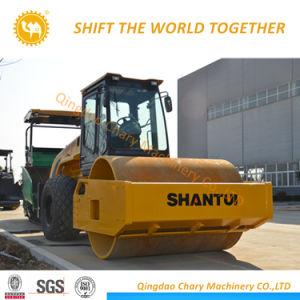 공장 도매 Shantui 20t Sr20는 드럼 도로 롤러를 골라낸다