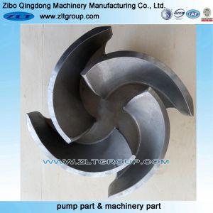 Durcoのステンレス鋼の遠心ポンプインペラー(3X2-13)