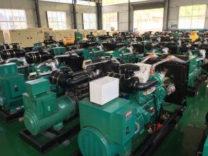 ISO 400kVA bestätigte Dieselfestlegenset für Plastiktausendstel