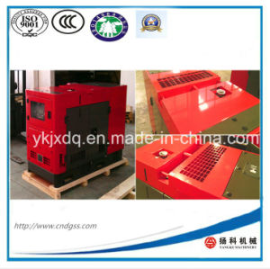 32kw/40kVA Super Silencioso Generador Diesel