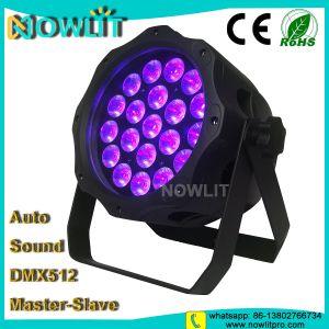 20X15W Rgbwauv resistente al agua a la par de LED Iluminación de escenarios