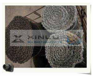 Doppio filo di acciaio del legame del sacchetto