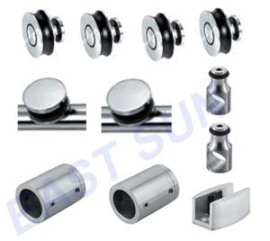 Design populares de duche de correr em aço inoxidável (SR-031)
