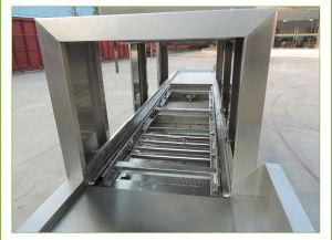 Équipement de cuisine commercial Type de capot 87L lave-vaisselle