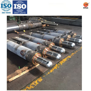 Suporte de Teto Longwall das minas de carvão do cilindro hidráulico