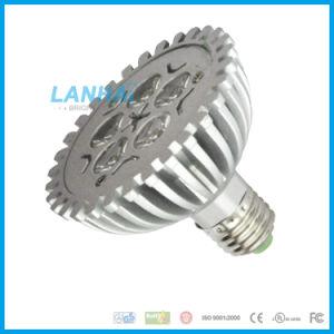 LEIDENE van de Kop van het Aluminium PAR30 van de hoge Macht Gegoten Lichte 5W E27 Schijnwerper