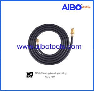 Gas rubber slang met schroefdraad (HP - 03B )