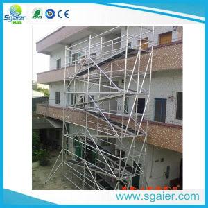 El mejor precio Levante andamios para la construcción, en Guangzhou