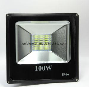 防水100WフラッドライトLEDの点ライト屋外IP65