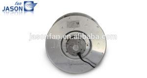 Impulsor Curvadas para trás do ventilador centrífugo de ar condicionado