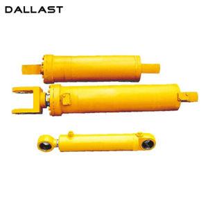 油圧びんジャックHitach/小松Hyvaのタイプバケツシリンダー複動式水圧シリンダ