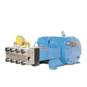 de Pomp van de Zuiger van het Water van de Hoge druk 20000psi 500HP