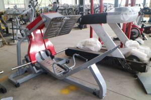 中国の工場商業適性機械45度の足の出版物の体操装置