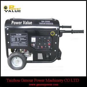 China potencia 2.5kw generador hogar piezas de repuesto