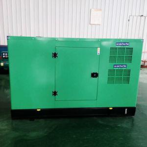 Weifang 상표 최상 30kw 방음 디젤 엔진 발전기