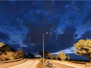 6m 8m 9m 10m 12m poste de luz para alumbrado público