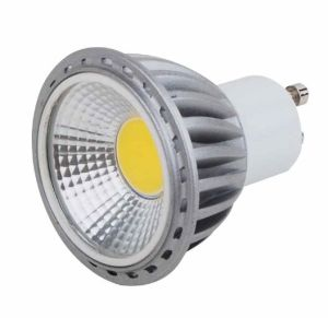 Manufaktur 3W COB GU10 LED Spotlight in Warm White