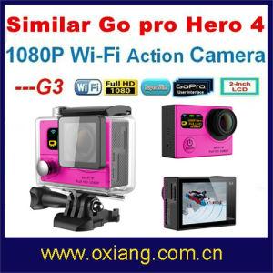 Verdoppeln 2 Ähnliches, die Screeen gehen PROheld 4 Ultraslim 30 der wasserdichten Digital-Tätigkeits-Sport-Meter Kamera-(OX-G3)