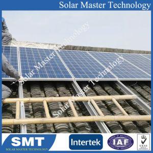 Accueil du crochet de toit de tuile de la plaine de fixation du panneau solaire PV solaire le support de crochet