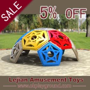 Populaires Jeux pour enfants d'escalade hémisphérique en plastique (LJ-102106A)